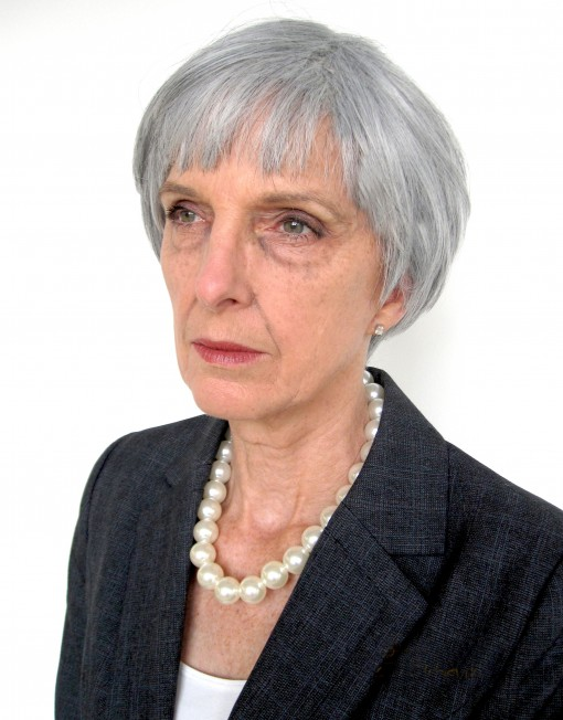 Theresa May Lookalike