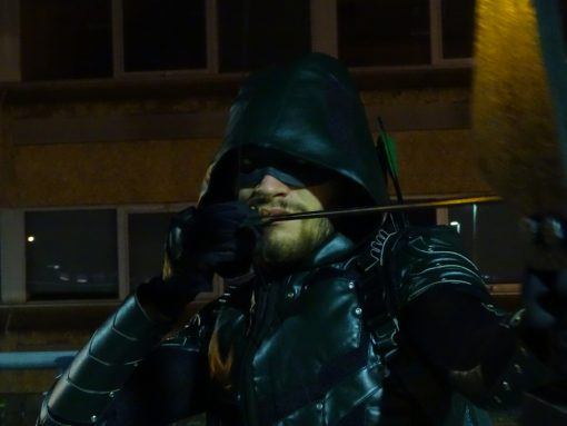 Green Arrow Lookalike