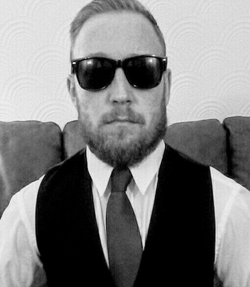 Conor McGregor Lookalike.