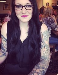 Alex Vause Lookalike