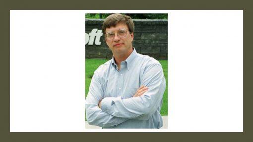Bill Gates Lookalike