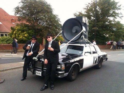 Blues Brothers Lookalikes