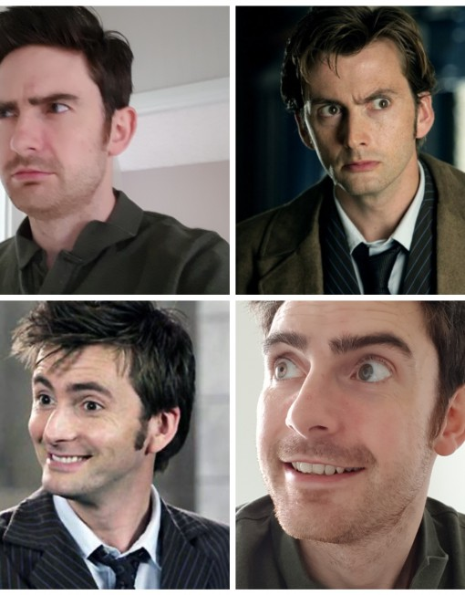 David Tennant Lookalike