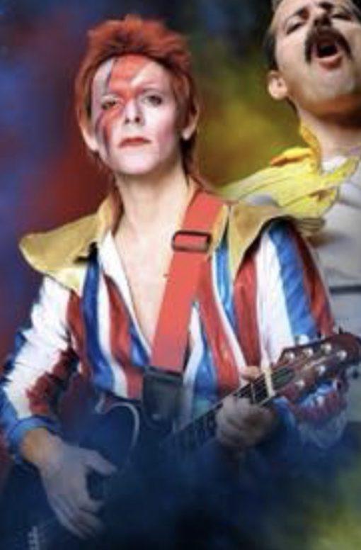 David Bowie Lookalike