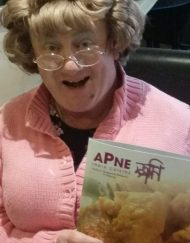 Mrs Brown Lookalike