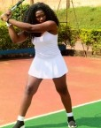 Serena Williams Lookalike