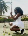 Serena Williams Lookalike