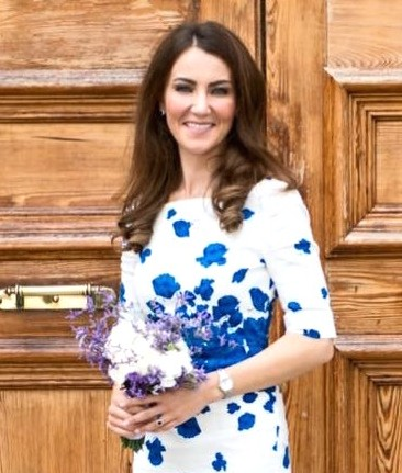 Kate Middleton Lookalike