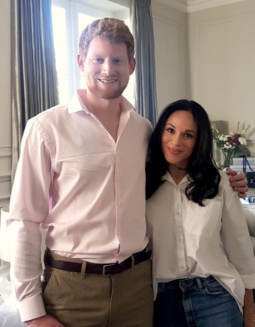 Meghan And Harry Lookalikes