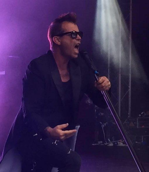 Robbie Williams Lookalike