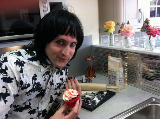 noel fielding lookalike