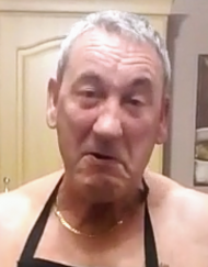 Robert De Niro Lookalike