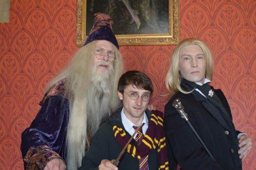 Harry Potter Lookalike Magic Show