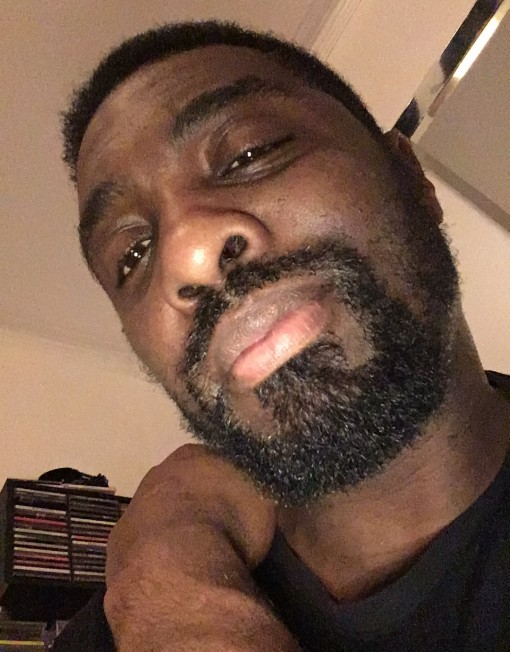 Idris Elba Lookalike
