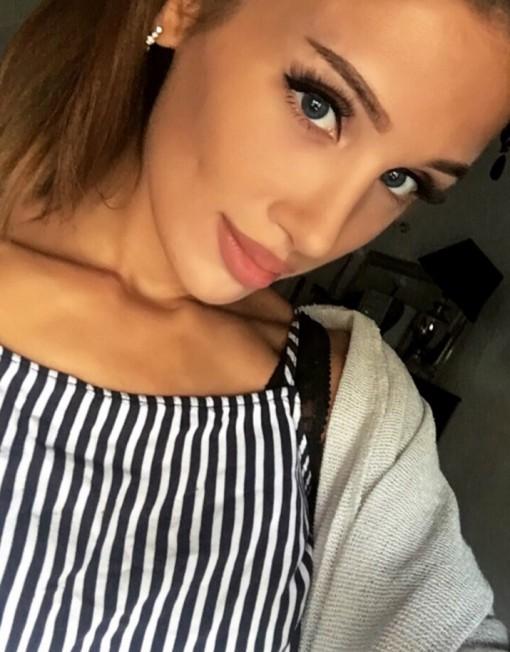 Ariana Grande (Denmark) Lookalike