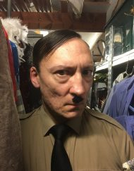 Adolf Hitler Lookalike