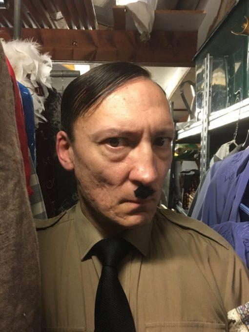 Adolf Hitler Lookalike