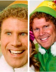 Buddy The Elf Lookalike