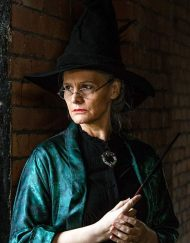 Professor McGonagall Lookalike