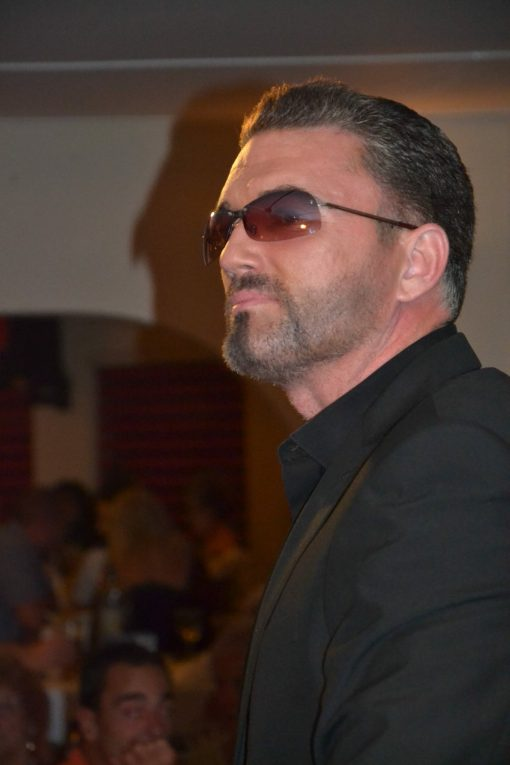 George Michael Lookalike