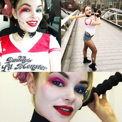 Harley Quinn Lookalike
