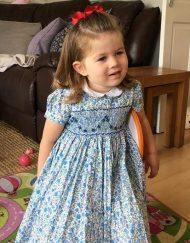 Princess Charlotte Lookalike