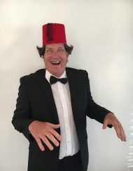 Tommy Cooper Lookalike