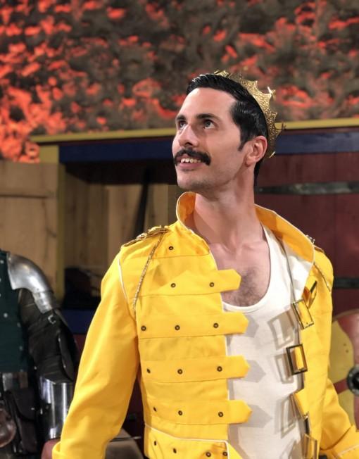 Freddie Mercury lookalike