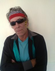 Keith Richards Lookalike
