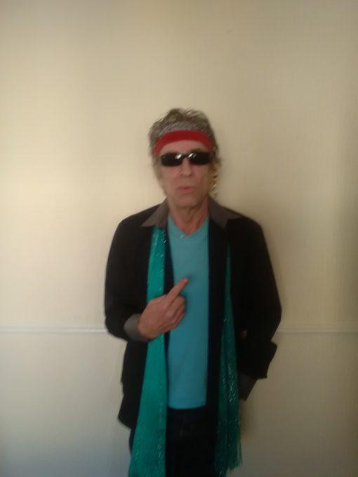 Keith Richards Lookalike