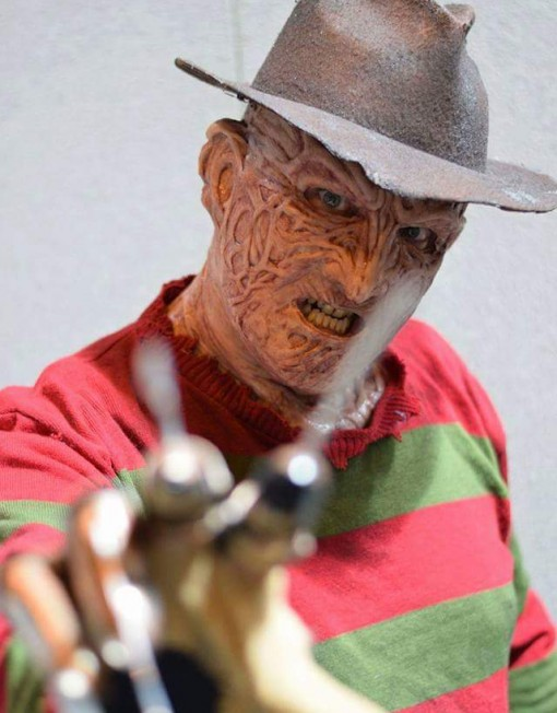 Freddy Kruger Lookalike