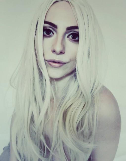 Lady Gaga Lookalike