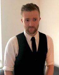 Justin Timberlake Lookalike