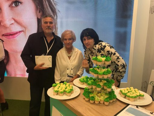 Mary Berry and Paul Hollywood Lookalikes