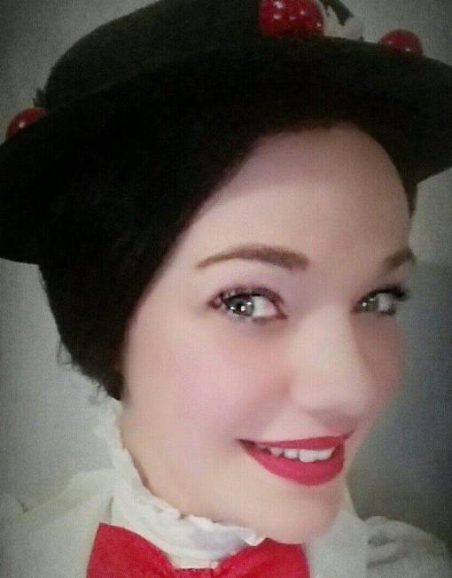 Mary Poppins Lookalike