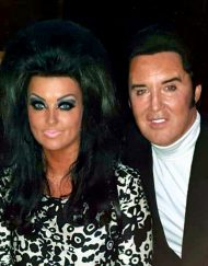 Pricilla and Elvis Presley Lookalikes