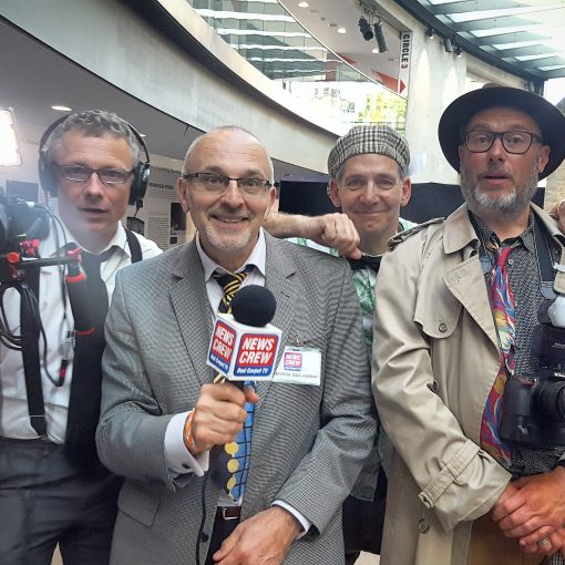 Reporter Lookalike