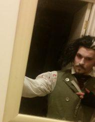 Sweeney Todd Lookalike