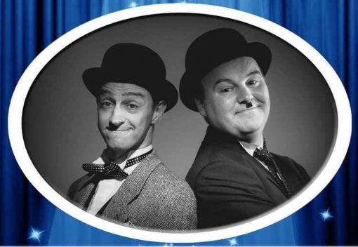 Laurel and Hardy Lookalikes