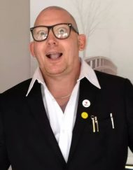 Harry Hill Lookalike