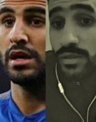 Riyad Mahrez Lookalike