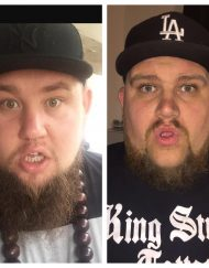 Rag 'n' Bone Man Lookalike