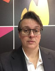 Sue Perkins Lookalike