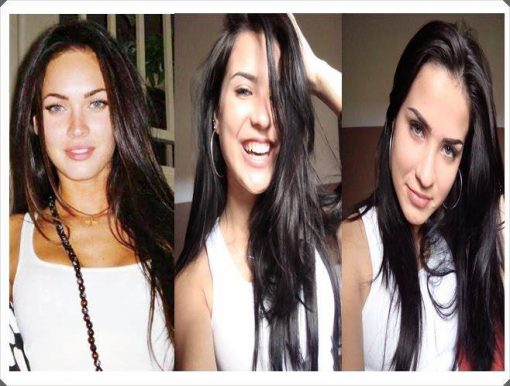 Megan Fox Lookalike