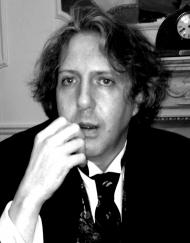 Oscar Wilde Lookalike