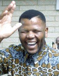 Nelson Mandela Lookalike