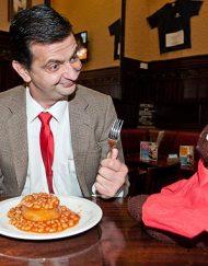 Mr Bean Lookalike