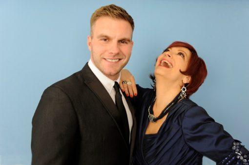 Sharon Osbourne & Gary Barlow Lookalikes