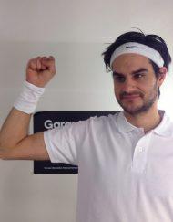 Roger Federer Lookalike
