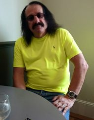 Ron Jeremy Lookalike